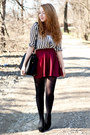 Black-papilion-shoes-black-sheinside-shirt-black-h-m-tights