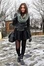Black-gap-boots-black-zara-skirt-gray-zara-jumper