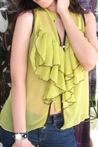 Lime-green-sleeveless-mychickpea-top