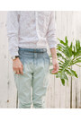 Black-tuxedo-vintage-shoes-white-matthew-williamson-shirt