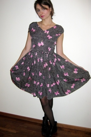 PUB dress - vintage shoes