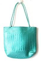 tote straw bag