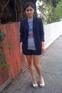 Blue-talbots-blazer-gray-junkfood-t-shirt-red-belt-gray-top-blue-forever