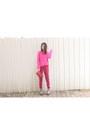 Glitter-jeffrey-campbell-shoes-knitted-zara-sweater-miu-miu-purse
