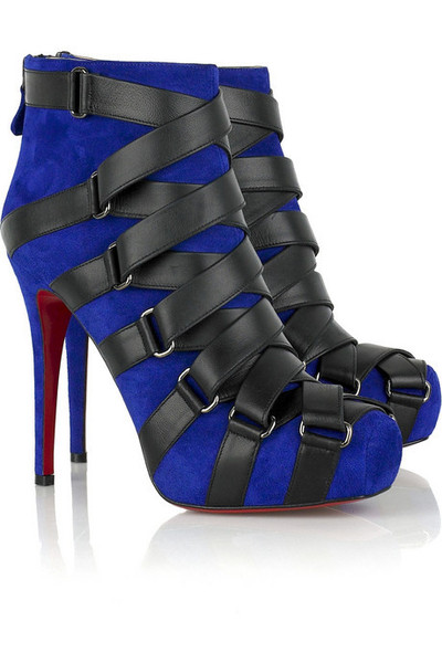 Christian Louboutin shoes - nadiakamballa's blog  - Chictopia