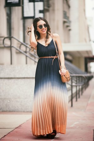 Alloy Apparel dress - Jessica Simpson shoes - Ray Ban sunglasses