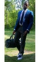 Puma shoes - Dockers pants - BOYT accessories - Polo shirt