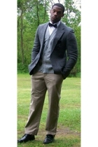 Kenneth Cole shoes - Dockers pants - calvin klein - jacket