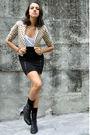 Black-zara-skirt-white-diy-top-beige-h-m-blazer-black-thrifted-boots