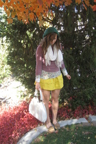 Forever 21 hat - Forever 21 skirt