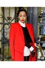 Red-givenchy-coat-black-miu-miu-sweater-dark-gray-valentino-heels