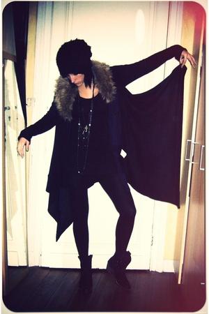H&M cardigan - Zara dress