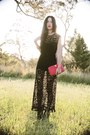 Black-gary-pepepr-vintage-dress-red-vintage-bag-black-jeffrey-campbell-shoes