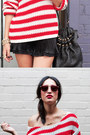 Black-jeffrey-campbell-boots-black-alexander-wang-bag-black-diy-shorts-red