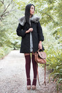White-shona-joy-dress-navy-modcloth-coat-brown-gary-pepper-vintage-bag-mar