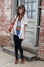Beige-hollister-sweater-blue-forever21-shirt-brown-goodwillill-belt-blue-g