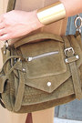 Olive-green-suede-satchel-great-by-sandie-bag