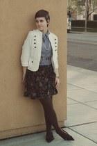 Forever 21 dress - Macys jacket