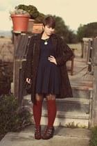 Forever 21 dress - Forever 21 socks