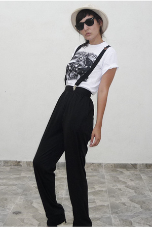 MISS MARS pants - t-shirt