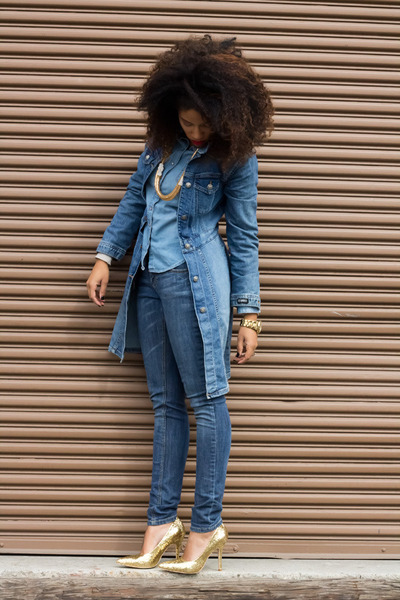 denim shirt Bella Dahl shirt