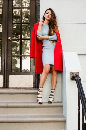 dvf jacket - Lucy Paris top