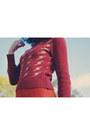 Crimson-vintage-sweater-mustard-tights-burnt-orange-vintage-skirt-brown-je