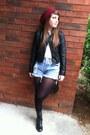Black-leather-forever-21-jacket