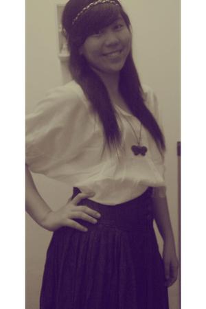 top - Nyla skirt