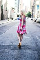 bubble gum lucca couture dress
