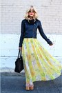 Yellow-maxi-dress-urban-outfitters-dress