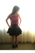 random brand top - Valley Girl skirt - Forever21 shoes