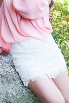White-lae-skirt-skirt