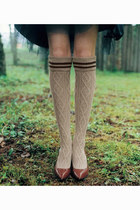 knee length tights