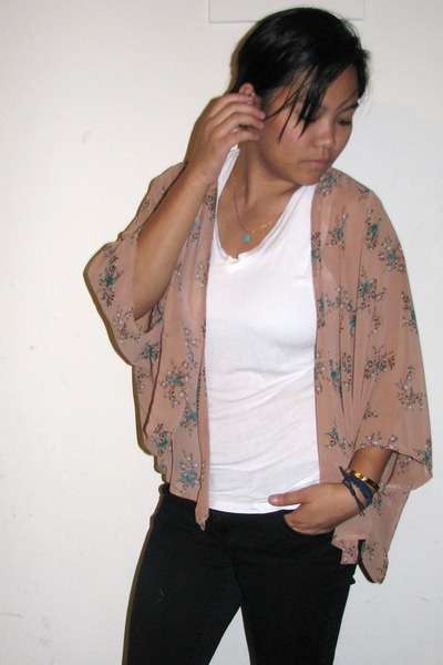 """Forever21 Kimono Jackets 