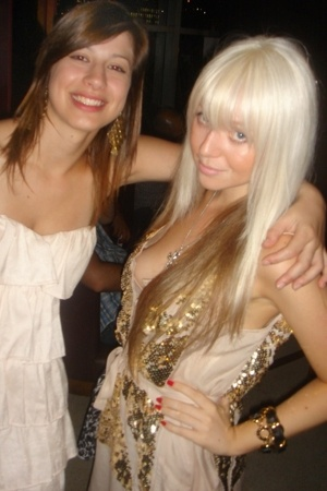 sass&bide dress - CC Skye bracelet - supre dress
