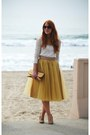 Mossimo-sweater-tulle-eshakti-skirt-aldo-pumps