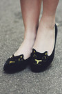 Kenzo-tiger-sweater-kitty-cat-flats-flats