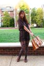 Brown-forever-21-gray-forever-21-tights-brown-thrifted-brown-xhilaration-s