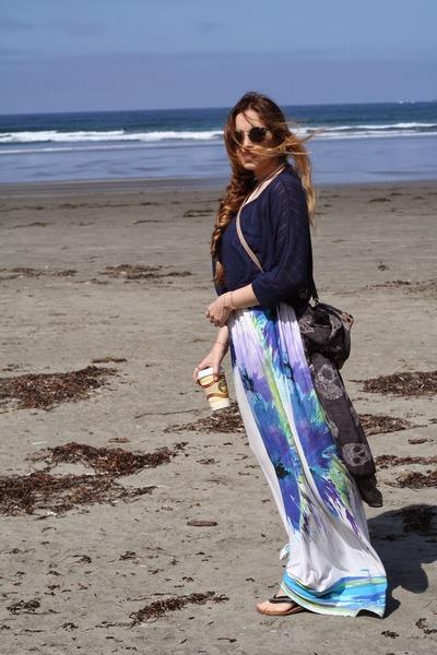 Zara scarf - free people bag