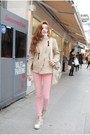 Eggshell-jacket-light-pink-pants