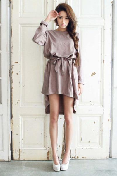 camel Style Nanda dress