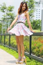 aztec printed Mink Pink dress