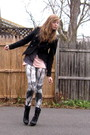 Black-target-jacket-beige-aa-shirt-silver-macys-vest-black-f21-leggings-