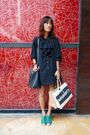 Black-archive-clothing-dress-green-daintyshop-shoes-black-forever-21-necklac