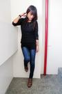 Black-thrifted-tie-h-m-dress-boutique-shoes-h-m-accessories