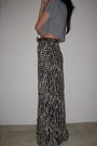 Vintage-belt-h-m-skirt-american-apparel-shirt