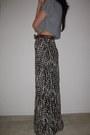 Vintage-belt-h-m-skirt-american-apparel-shirt
