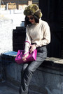 Macys-sweater-salvatore-ferragamo-bag-ray-ban-sunglasses