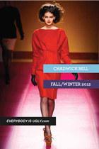 Chadwick Bell Fall/Winter 2012